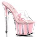 ADORE-701-4 Fetisch Glitter & paljetter Sandal