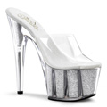 ADORE-701G Fetisch Glitter & paljetter Sandal