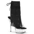 DELIGHT-1017TF, Platforms (Exotic Dancing), Ankle/Mid-Calf Boots