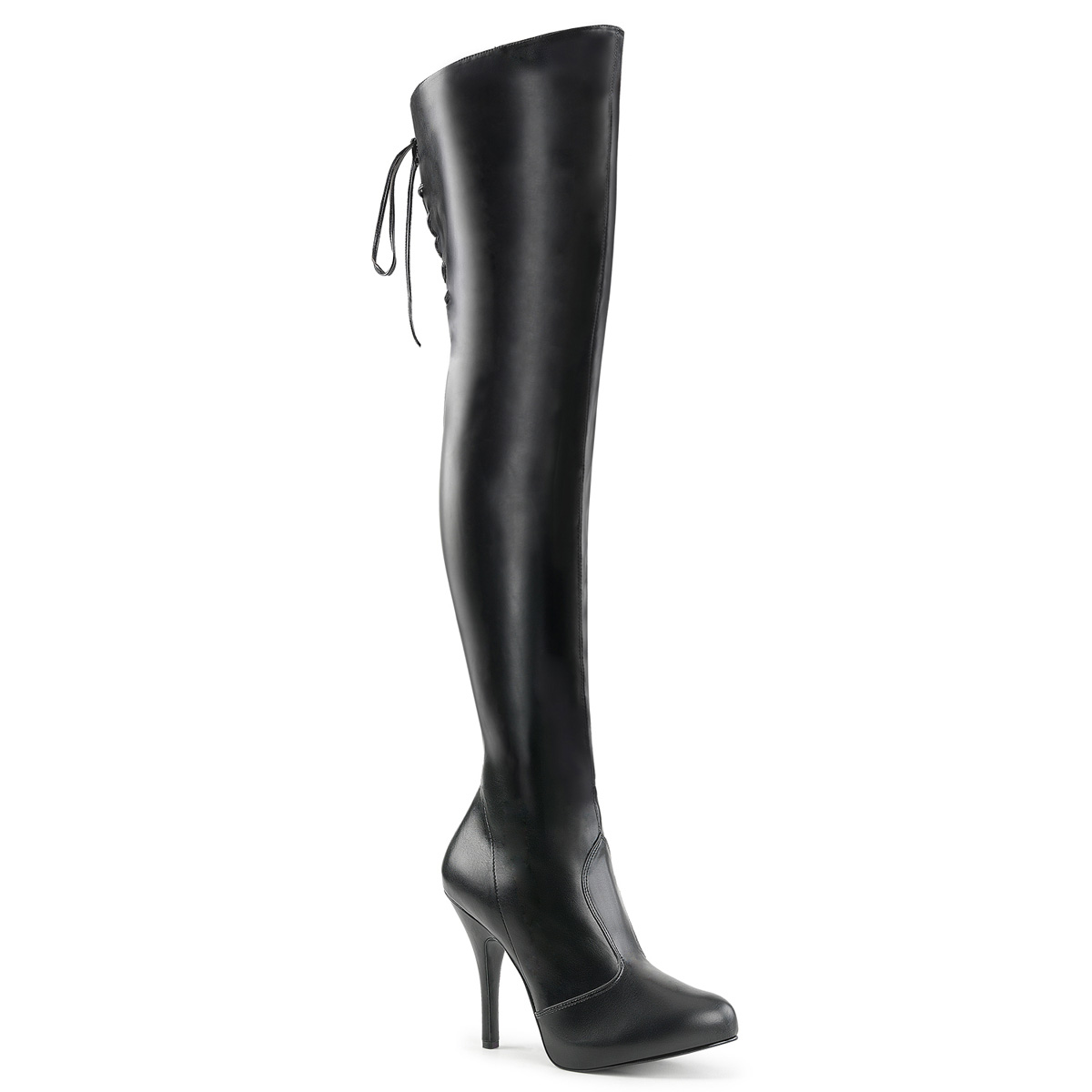 Pleaser Pink Label Women's Platform Thigh High Boot With ...