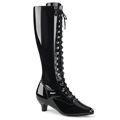 FAB-2023, Single Soles, Knee High Boots