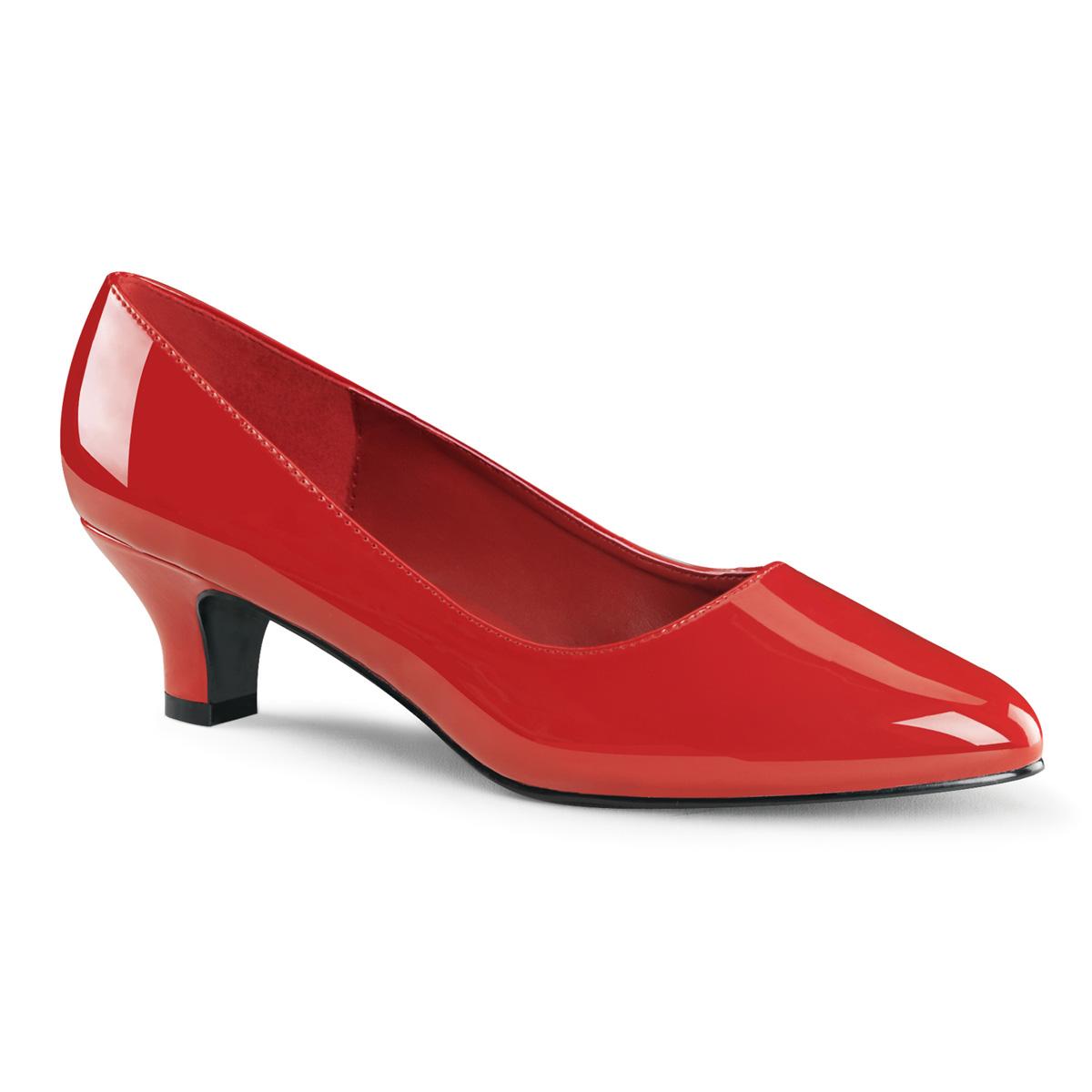 66d0c85f8130 chaussure rouge petit talon