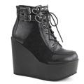 POISON-105, Vegan Boots, Womens