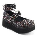 SPRITE-02, Platform Sandals & Shoes, Womens
