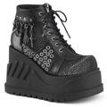 STOMP-18, Vegan Boots, Womens
