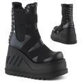 STOMP-25, Vegan Boots, Womens